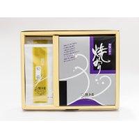 煎茶・焼海苔セット 静岡煎茶初摘み 100g×3・千葉産焼き海苔10枚×3